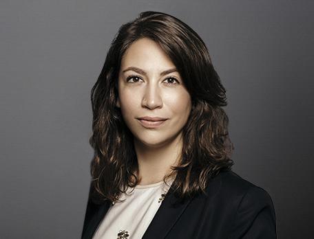 Caroline Page-Katz headshot