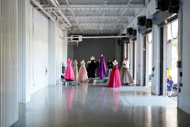 Vogue Fashion Shoot at UOVO NYC