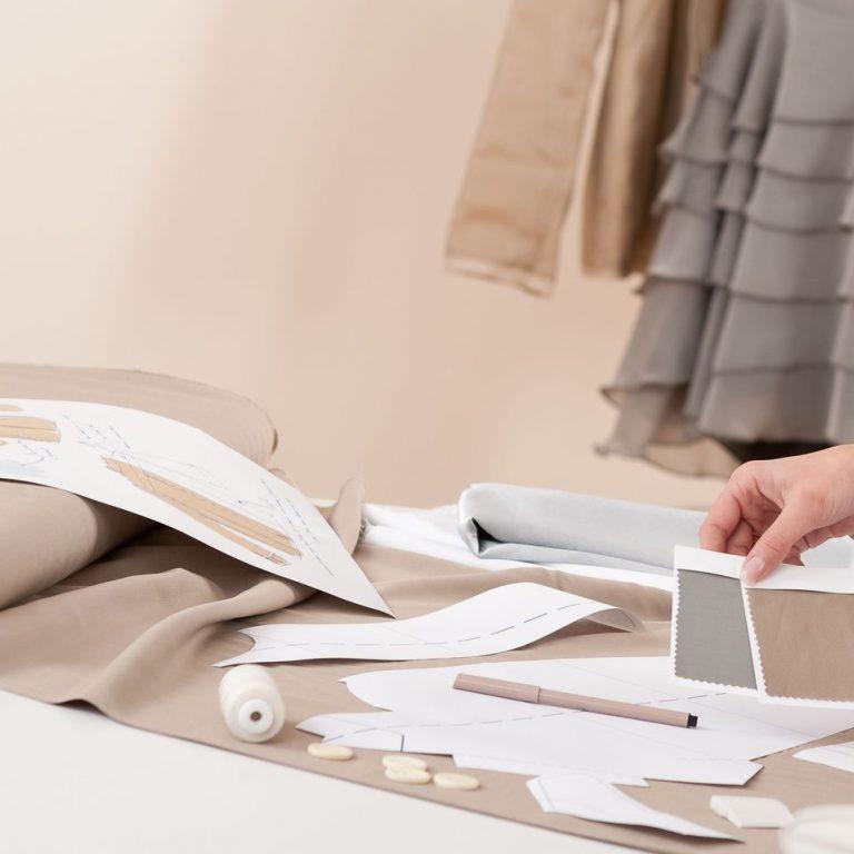 Fashion Designer Archive Storage at UOVO