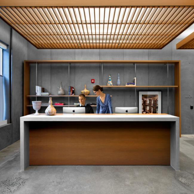UOVO New York City Reception Desk