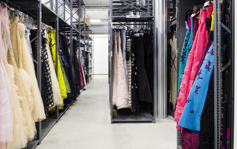 Fashion Archive Storage
