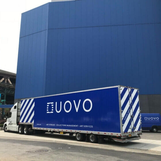 UOVO Climate Controlled Truck