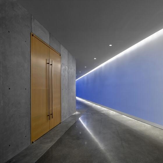 UOVO New York Hallway