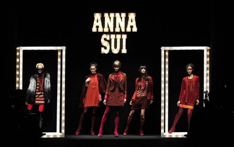 Museum Fashion Exhibition Anna Sui Press Image