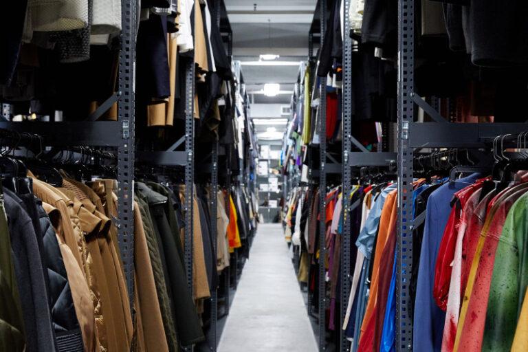 The PVH Archives, photo credit Masato Onoda, WWD